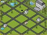 Экономическая стратегия. Цель игры - приобрести огромный особняк. У вас есть стартовый капитал, благодаря чему вы сможете купить свой первый дом. Далее следите за Ценами на недвижимость, и выбирайте наиболее выгодные моменты для покупки/продажи домов!