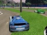 Эта игра позволит утолить жажду скорости. Скоростная гонка по трассе  не даст вам ни секунды грустить. Обгоните всех соперников, получите первое место в гонках, станьте чемпионом и повелителем скорости.