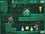 Красивая аркадная бродилка от студии Диснея. В роли Джека Воробья вы ходите по пещере и выполняете разные стелс-миссии.  Управление - стрелки и пробел.