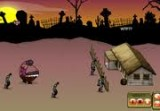 В этой игре Вам предстоит продержаться 25 ночей, до самого рассвета уничтожая волны зомби, которые пытаются разрушить вашу базу. В перерывах не забывайте улучшать боевой арсенал!
