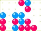 В этой игре делая ход поочередно с соперником, вы должны постараться  расположить четыре шарика в ровную линию. Они могут располагаться как горизонтально и вертикально, так и по диагонали.