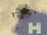 Ира Desert Fire специально создана для все, кто без ума от стрелялок   и воздушных боев. Цель этого шутера доставить вертолет через вражескую территорию к цели помеченной маячком и спасти важного для страны человека. Вас будут атаковать войска противника, но Ваш вертолет оснащен мощным оружием. Так что Вам остается только прицеливаться и отстреливаться от противника.