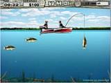 Вы должны поймать необходимое количество рыбы за отведенное время! Сложно и реалистично!