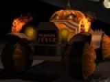 Pumpkin Fever - это активная гонка, в которой Вам предстоит объезжать гробы и приведений на своем пути. По возможности собирать бонусы разбросанные по трассе. Чем больше бонусов соберете, тем сильнее сможете модернизировать свой автомобиль.
