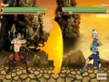 Игра в жанре фэнтезийных боев, в которой персонажи могут сражаться только при помощи заклинаний четырех стихий.  Выбери стихийную магию и победи всех адептов разных стихий на турнире!