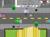 Флеш версия игры GTA. Ездите на машине, выполняйте поручения и добирайтесь до контрольных точек вовремя.