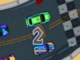 Ох и не просто придется Вам на этих гонках. Даже опытный водитель не всегда может занять первое место на треке, если ни какие правила не соблюдаются. А другие места Вас не интересуют.