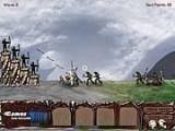 Злодей по имени Азазел решил завоевать весь мир. Он загипнотизировал нескольких людей, заставив их помогать ему в его коварных планах. Этим его приспешникам нужно попасть в ад, ворота к которому охраняют ваши лучники.