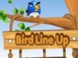 Птички хотят как можно быстрее попасть в свой домик. Но попасть домой они должны строго по порядку. Твоей задачей является приостанавливать птичек, которые сильно спешат домой, что бы они дождались своей очереди.