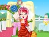 Свадьба - это один из самых радостных дней в жизни девушки. Помогите нашей невесте нарядиться так что бы затмить всех своей красотой. Подберите ей платье и аксессуары и не забудьте о прическе!