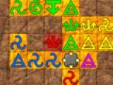 Постарайтесь заполнить все игровое поле волшебными рунами. Но руны могут находиться только строго в правильном порядке. В каком?! Это Вам и предстоит выяснить.