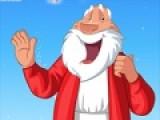 Санта Клаус тоже готовится к новогодним праздникам. И его приготовления заключаются не только в подборе подарков. Санта должен быть одет в самый нарядный свой костюм. Помоги Санте одеться и не потерять новогоднее настроение.