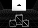 Эта игра развивает абстрактное мышление и пространственную ориентацию. Переворачивайте объемную фигуру до тех пор пока она не сможет пройти через отверстие в конце игрового поля. После того как вы выставили фигуру в правильном положении нажмите пробел.
