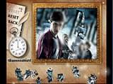 Красивая игра, в которой Вы должны сложить паззлы с картинками из фильмов про Гарри Поттера.