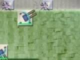 Еще одна игра из серии про защиту замка. Что бы не дать пойти врагам весь путь к вашему командному центру ставьте башни и ловушки. Они отличаются своим действием. Есть электрические, вирусные и другие.