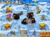 Оказывается среди ледников и снежных заносов тоже можно вести фермерское хозяйство. В игре Ледниковая ферма - вы будете разводить пингвинов и мамонтов и как обычно совершенствовать фермерские навыки в условиях Крайнего Севера!