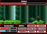 Еще одна версия флеш игры по аниме с Участием Наруто, Блича и их друзей, а также врагов. Используйте разные приемчики и умения из списка, чтоб одержать победу в одиночных поединках с серьезными противниками.