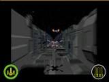 В этой игре Вы будете пытаться уничтожить Звезду смерти. Управляйте космическим истребителем, уворачивайтесь от преград. Расстреливайте корабли империи. Используйте пробел для запуска протонной торпеды. Клавиша End - наведение на цель.