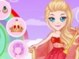 Подберите самые красивые наряды для девочки, которая стала настоящей королевой небес. Одежда должна быть нежной и воздушной как белые облака.