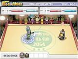 На дворе 2054 год и созданный вами робот участвует в поединках против аналогичных моделей. Улучшайте своего робота, покупайте ему оружие и разные возможности, тренируйте и выигрывайте состязания.