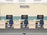Если про Вас забыли и заперли офис из него все равно необходимо выбраться. Используйте для этого все предметы которые сможете найти.