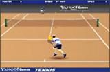 Очень качественная реализация большего теннисного турнира. Блестящая графика и динамика. Управление мышь.