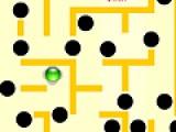 В этой игре Вам предстоит докатить шарик до конца лабиринта таким образом, что бы он не провалился в отверстие. Получится ли это у Вас?!