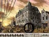 На Земле произошла катастрофа, вследствие которой почти все города были уничтожены. Террористы решили воспользоваться этим шансом и захватить весь мир! Вам доверена роль снайпера. Очистите города от террористов!