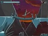 В игре Дитя огня главной героине, Лоне, нужно незаметно выбраться из замка и вступить в борьбу с врагами. Управление стрелками и клавишами Z, X.