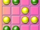 Цель игры убрать как можно больше шариков с игрового поля. Для этого, перемещайте шарики одного цвета таким образом, что бы они образовывали прямоугольники.