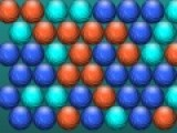 Попробуй пройти уровни этой увлекательной игры, в которой нужно стрелять разноцветными шариками в группы шариков такого же цвета, что бы они лопнули, как пузыри.
