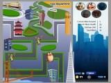 В этой Tower Defense игре по мотивам мульта Монстры против пришельцев Вы будете расставлять монстров в качестве сторожевых башен и отбивать атаки пришельцев, прорывающихся к Сан-Франциско.