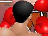 Бейтесь как лев, не пропускайте удары и бейте соперника как можно сильнее. Вы победите если отправите соперника в нокаут.