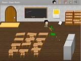 Инопланетяне прилетели в Ваш город, захватили школу и несколько учеников взяли в заложники. Ваша цель уничтожить инопланетян и спасти родную школу!