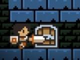 Интересная бродилка Mamono Slayer заставит Вас отправиться в увлекательное приключение, что бы спасти свое королевство от кровожадных монстров. Управляй героем, что бы он не заблудился в подземных лабиринтах.
