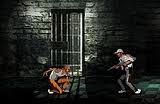 Вы - заключенный которому не сидится. Совершите побег из мест лишения, старайтесь прихлопнуть охрану до того как вас заметят и поднимут тревогу. Инструкция Prison Bustout: Управление: Стрелки, бежать-стрелки+Shift,прыжок-S, атака-D, прятаться-A