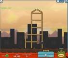 Задачей каждого уровня этой игры является как можно сильнее разрушить здания. Для этого вам предоставляют определенное количество взрывчатых веществ. Используйте их грамотно!