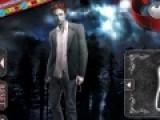 Главным героем Этой игры одевалки станет Эдвард Каллен - знаменитый вампир сумеречной саги. Практически нет девочек, которые были бы к нему равнодушны. В этой игре у фанаток появится возможность подобрать одежду и прическу для любимого персонажа по своему вкусу.