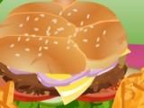 Приготовление гамбургера простая,но всегда разнообразная работа. Можно положить разные ингредиенты. по разному подать. Так что вперед к кулинарным свершениям.