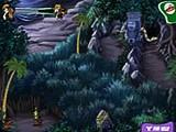 Скуби Ду и Шэгги  достигают цели - Храм Потерянных Душ. Пройдя трудный путь и преодолев все ловушки, они открывают тайну Храма. А в награду получают свое любимое лакомство.