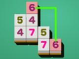 Что бы пройти уровень необходимо полностью убрать все буквы и цифры с игрового поля. Для этого выбирайте попарно одинаковые буквы и цифры, которые открыты с внешних сторон.