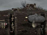 Флеш стратегия времен Первой мировой войны. Вам предстоит создавать армию из пехоты и боевой техники, которая будет вытеснять неприятеля со своей территории. Победа достигается тогда, когда враг полностью окажется вытеснен с поля битвы.