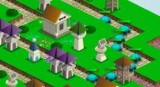 Занимательная изометрическая Tower Defence игра! Расставляй башни и не допусти проникновения волн врагов в ваши владения. Есть несколько карт и типов сюжета.