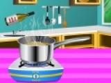 Эта игра подойдет для девочек и мальчиков и всех, кто любит готовить еду. В этой игре у Вас появится возможность научиться готовить вкусное сардинское спагетти с омарами. Главное лишь внимательно слушать и четко выполнять подсказки повара.
