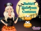 Барби те еще модница. Даже на праздник хеллоуина она решила подобрать модный костюмчик. Помоги Барби одеться в самый красивый наряд не отступая от тематики праздника.