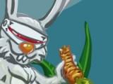 В этой игре Вам придется помочь собрать кролику всю морковку на минном поле и при этом не подорваться на бомбе. После того как урожай собран необходимо добраться до лифта, который доставит кролика на следующее поле.