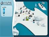 Помогите полярному медведю с парковкой его грузовичка и постарайтесь не зацепить наблюдающих за Вашими маневрами пингвинов!