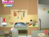 Мы очень часто готовим еду. Но пряники испечь не всем под силу. Научись готовить вкусные пряники в процессе игры для девочек про приготовление еды. Используй все подсказки, которые тебе будет давать опытный кондитер, что бы пряники получились мягкими.