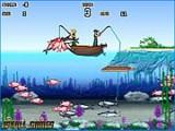 Компания потратила на Ваше обучение рыбалке кучу денег и теперь Вы должны поймать для нее тонны рыбы! Чего же Вы еще ждете?