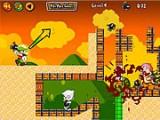 Зомби оккупировали земли Марио. Марио остается только использовать взрывчатку, чтобы убить их, порвав на части. Некоторые зомби скрываются в убежищах и их не так просто уничтожить. Помогите Марио найти способ взорвать всех спрятавшихся мертвяков!